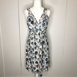 Tommy Bahama floral print summer dress, size L